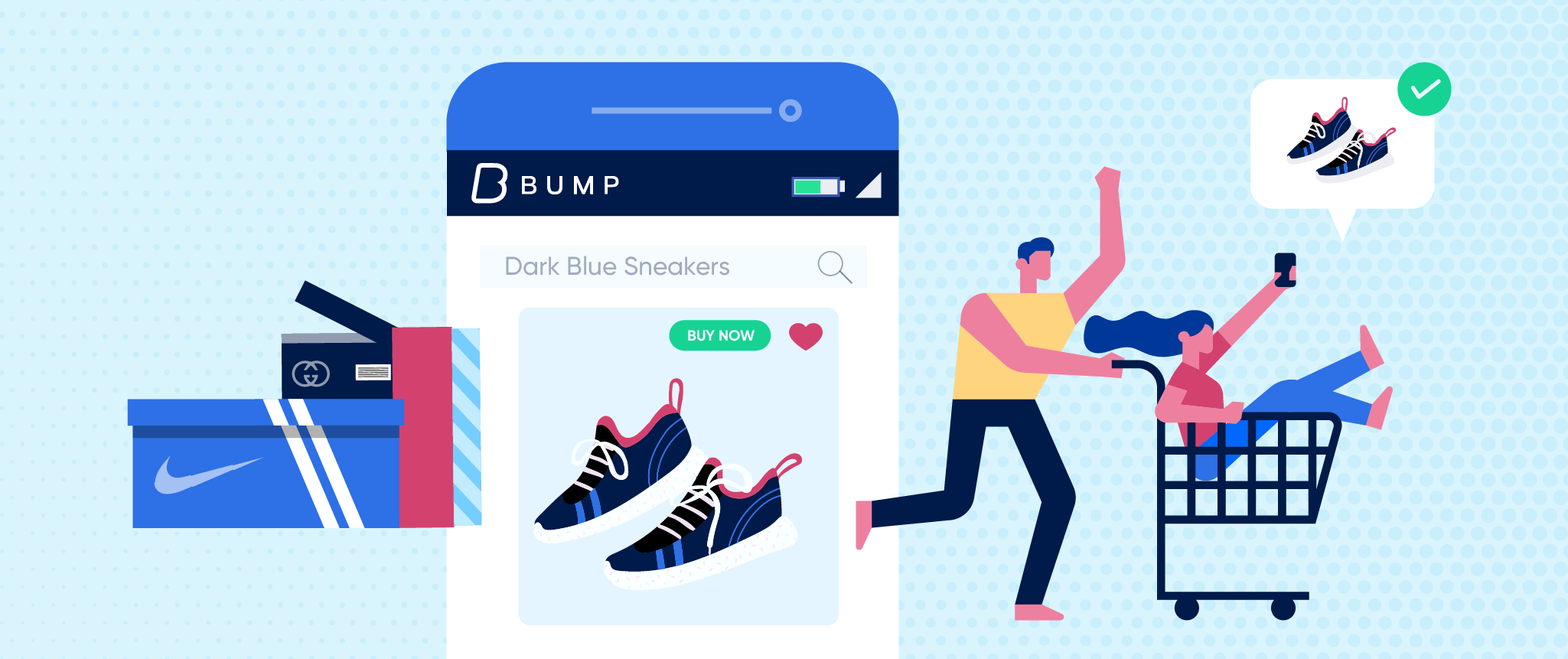 How BUMP is Redefining the Shopping Experience for Gen Z