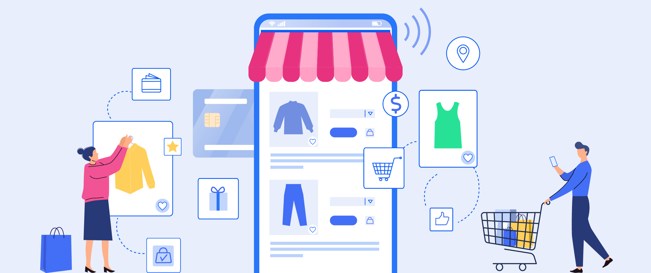 Ecommerce Trends 2021: Get Ready for The Reinvention of Retail