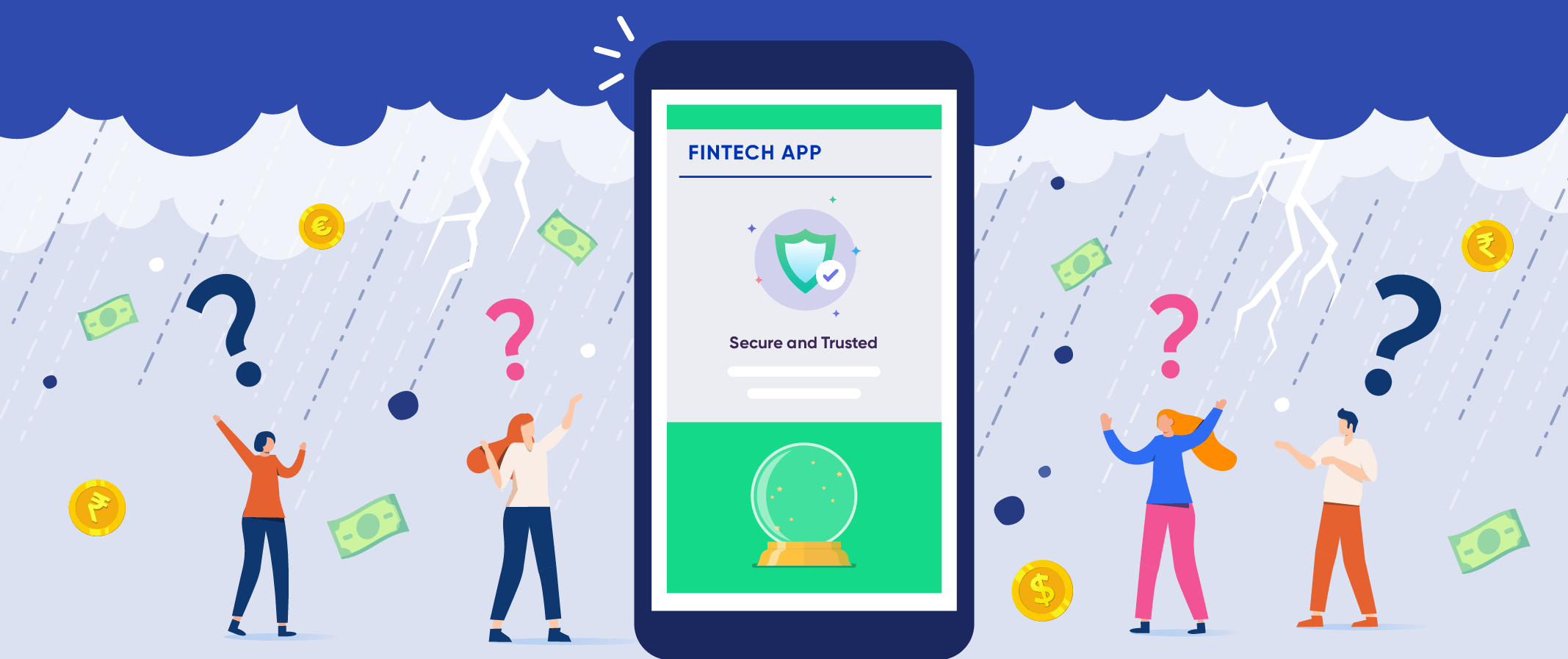 3 Factors Disrupting Fintech