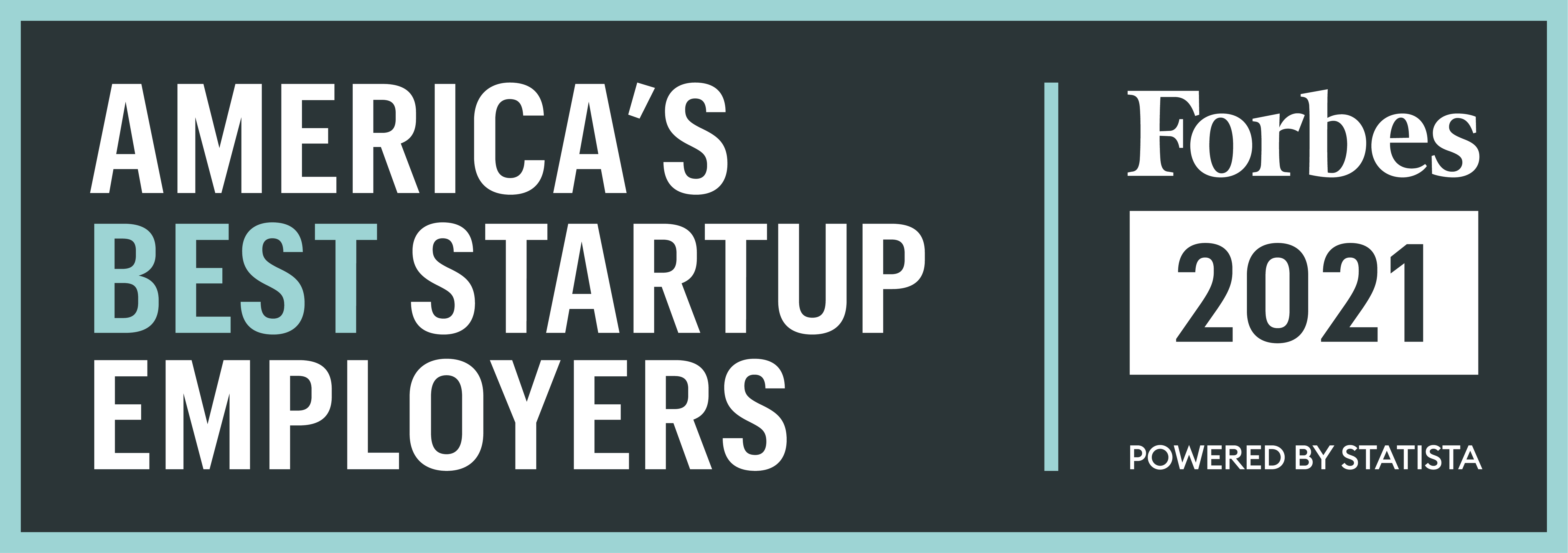 Forbes best startup