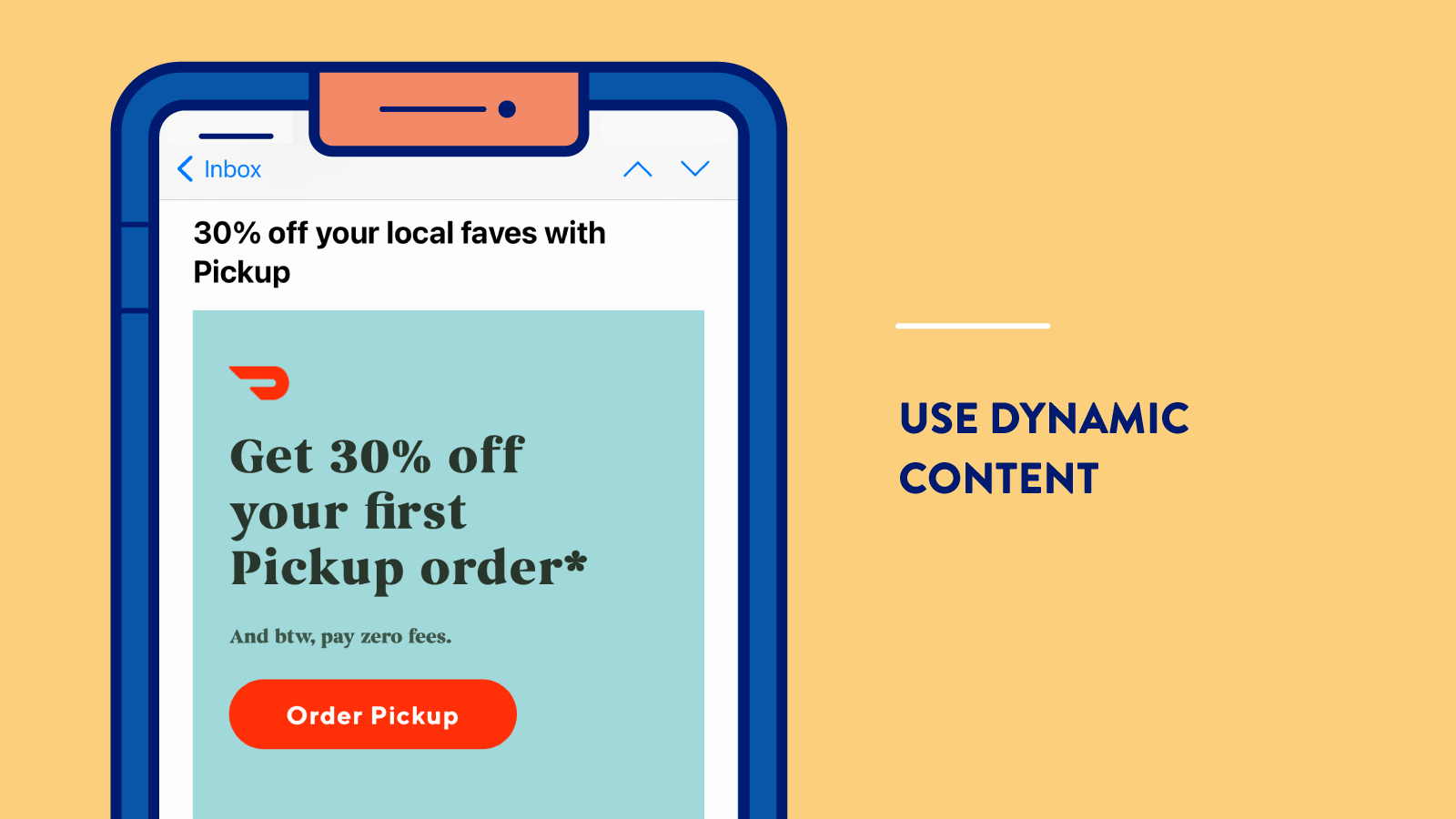 Personalization tip: Use Dynamic Content