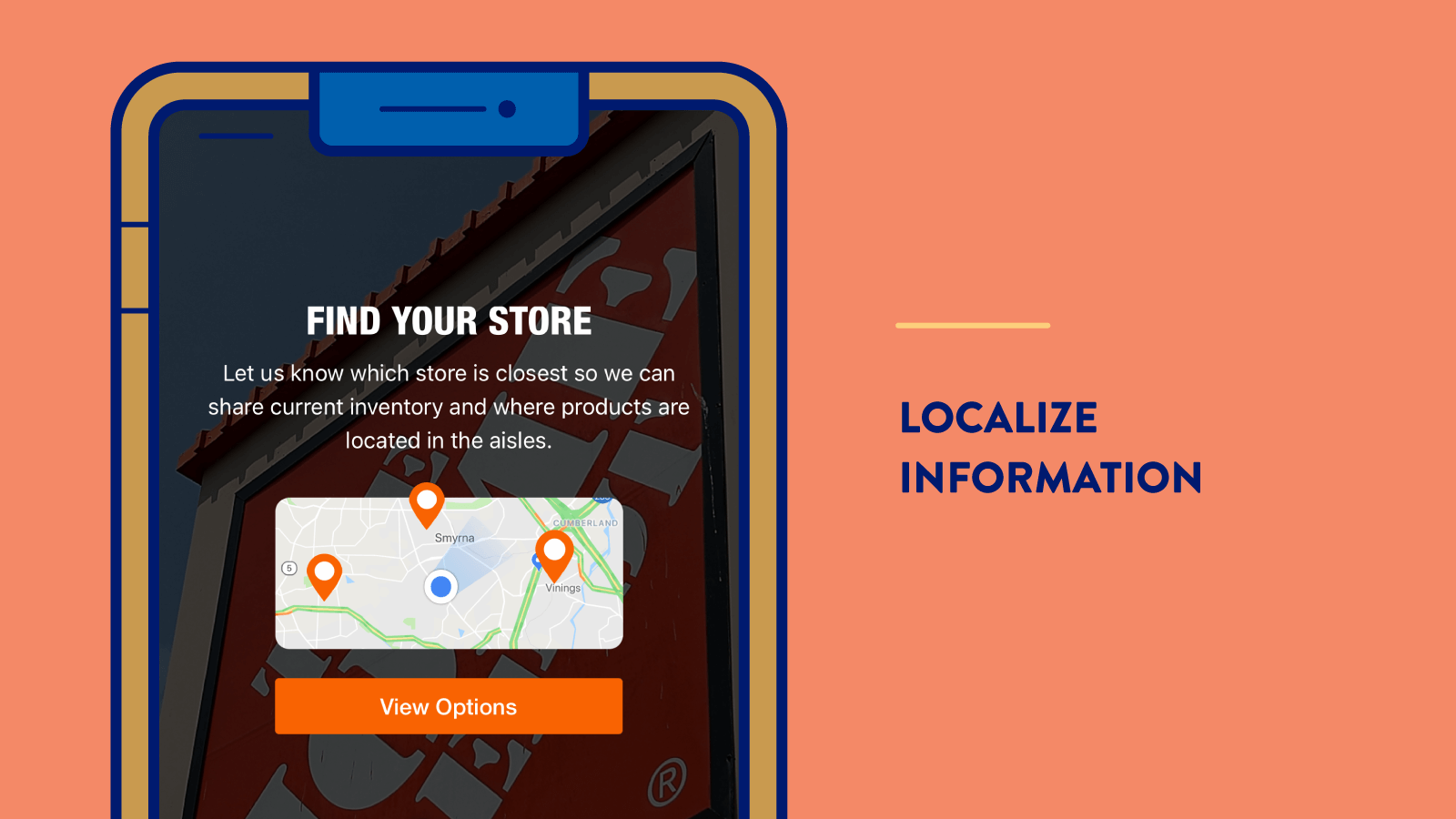 Personalization tip: Localize Information