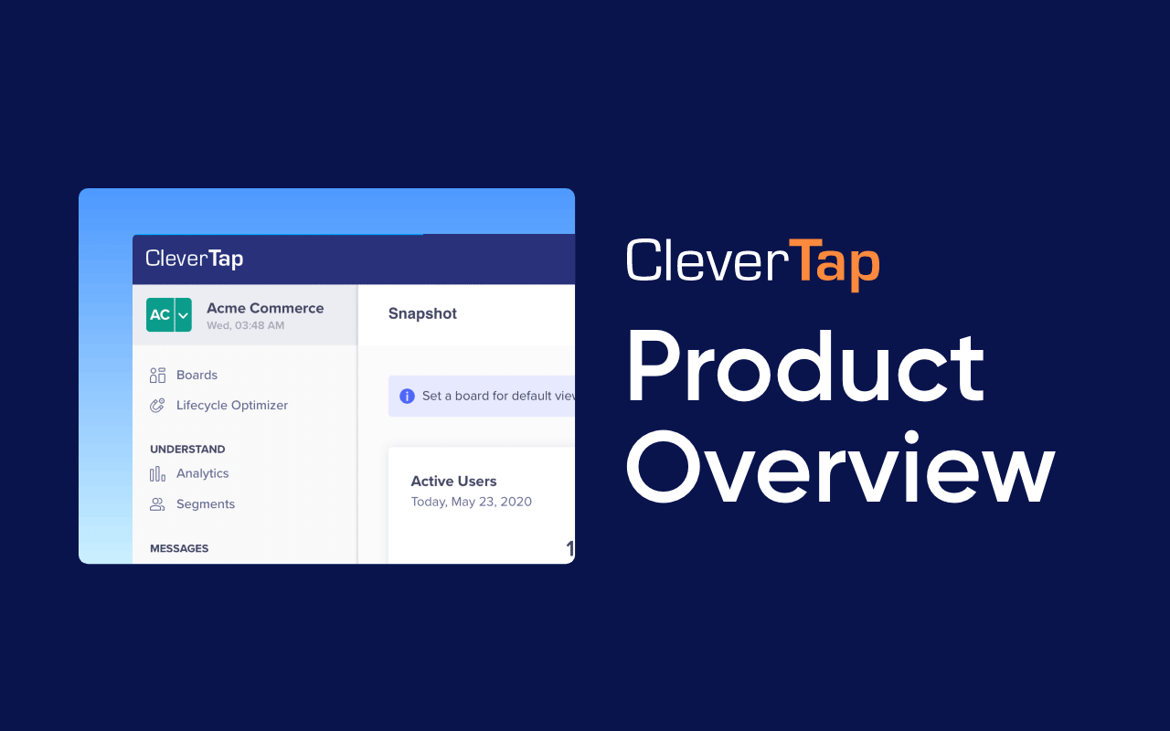 Getting Started with CleverTap