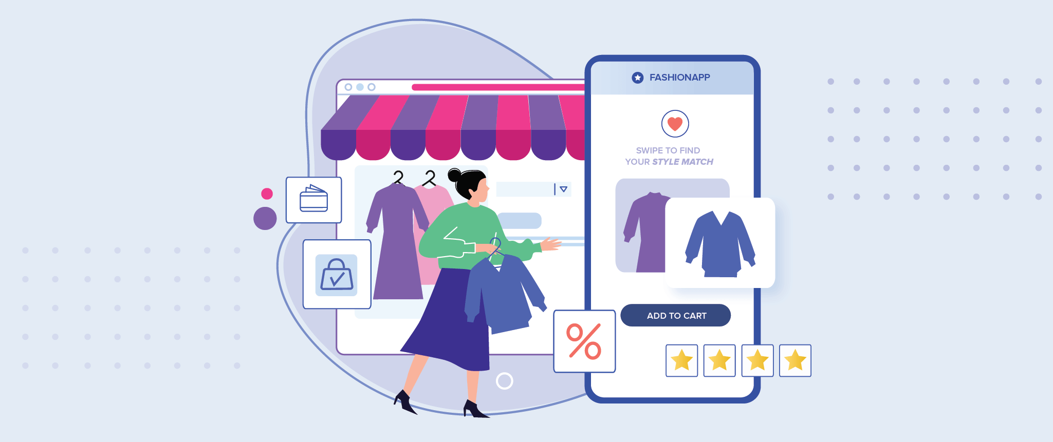 Ecommerce App Design: UI Tips & Microinteractions that Boost Conversions