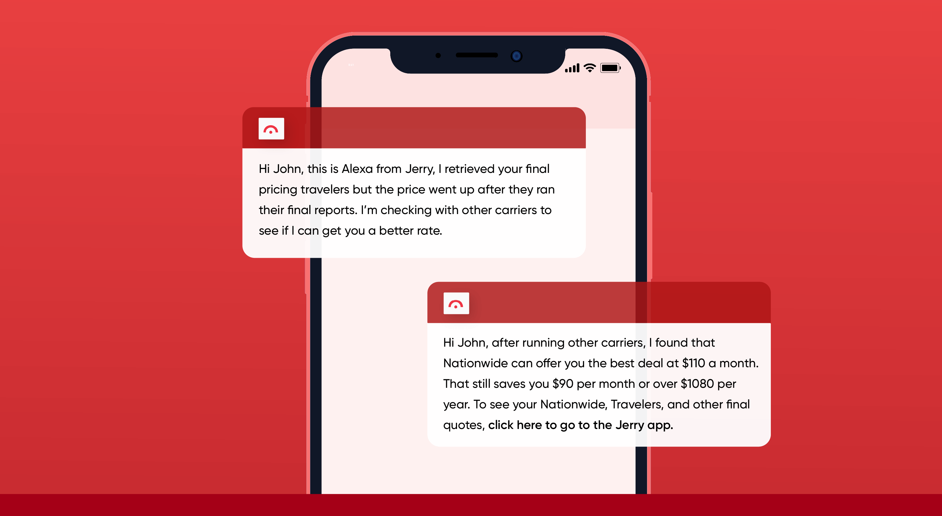 App monetization tips - use push notifications to communicate with users