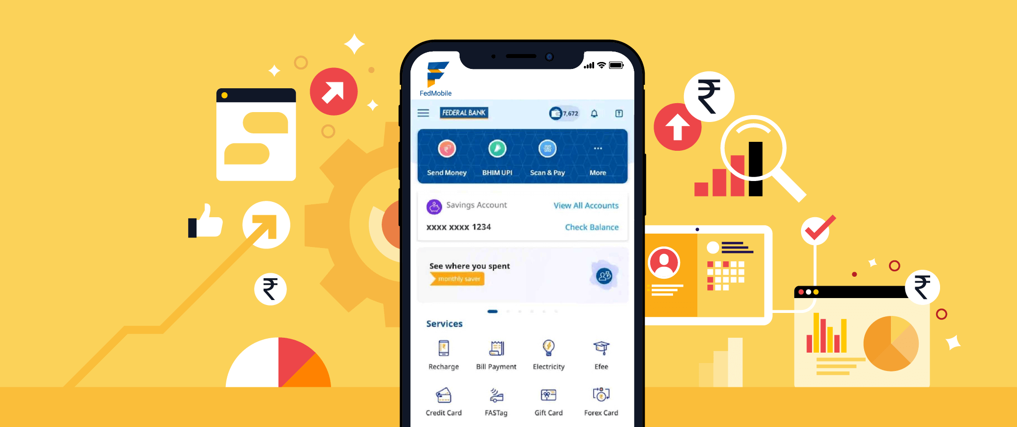 How Federal Bank Builds Customer Journeys to Become a Super App