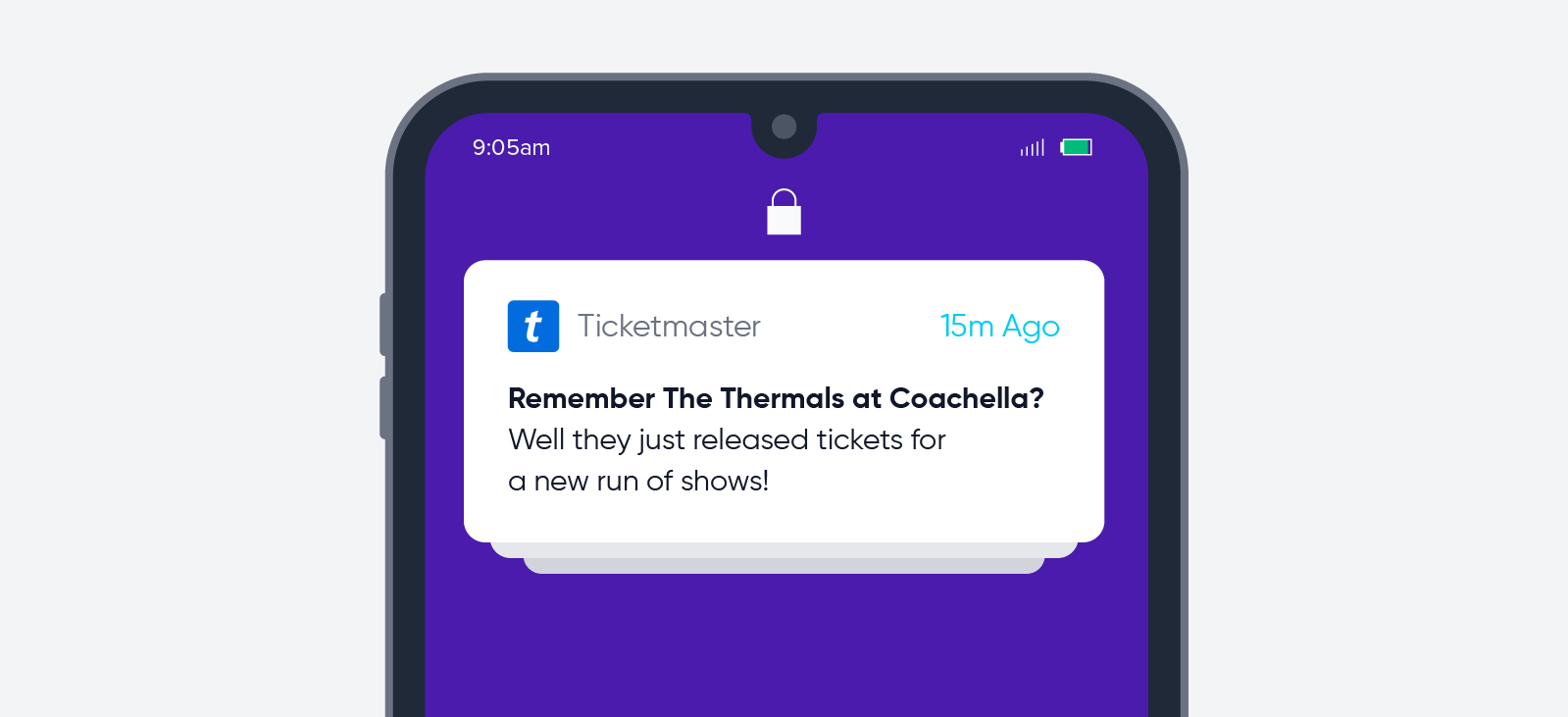 ticketmaster location marketing