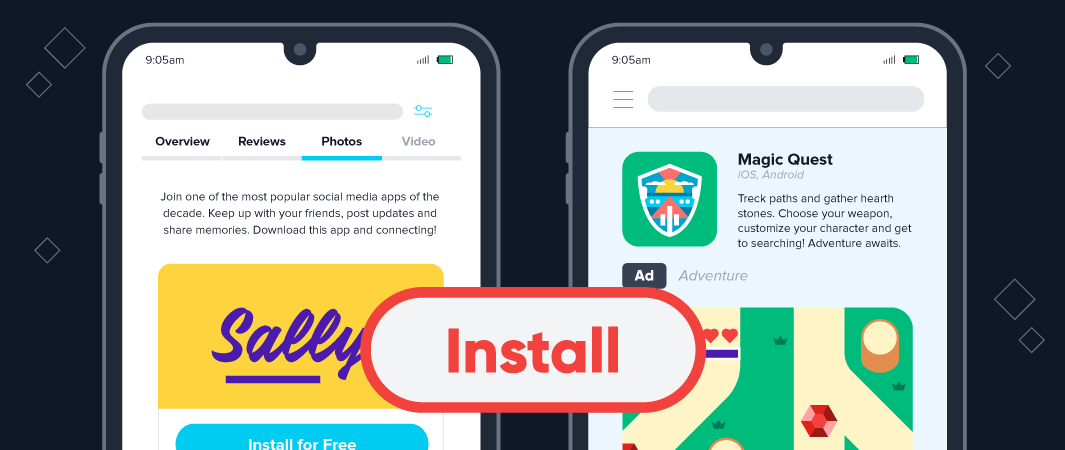 20 App Install Ads That Are Winning The User Acquisition Game
