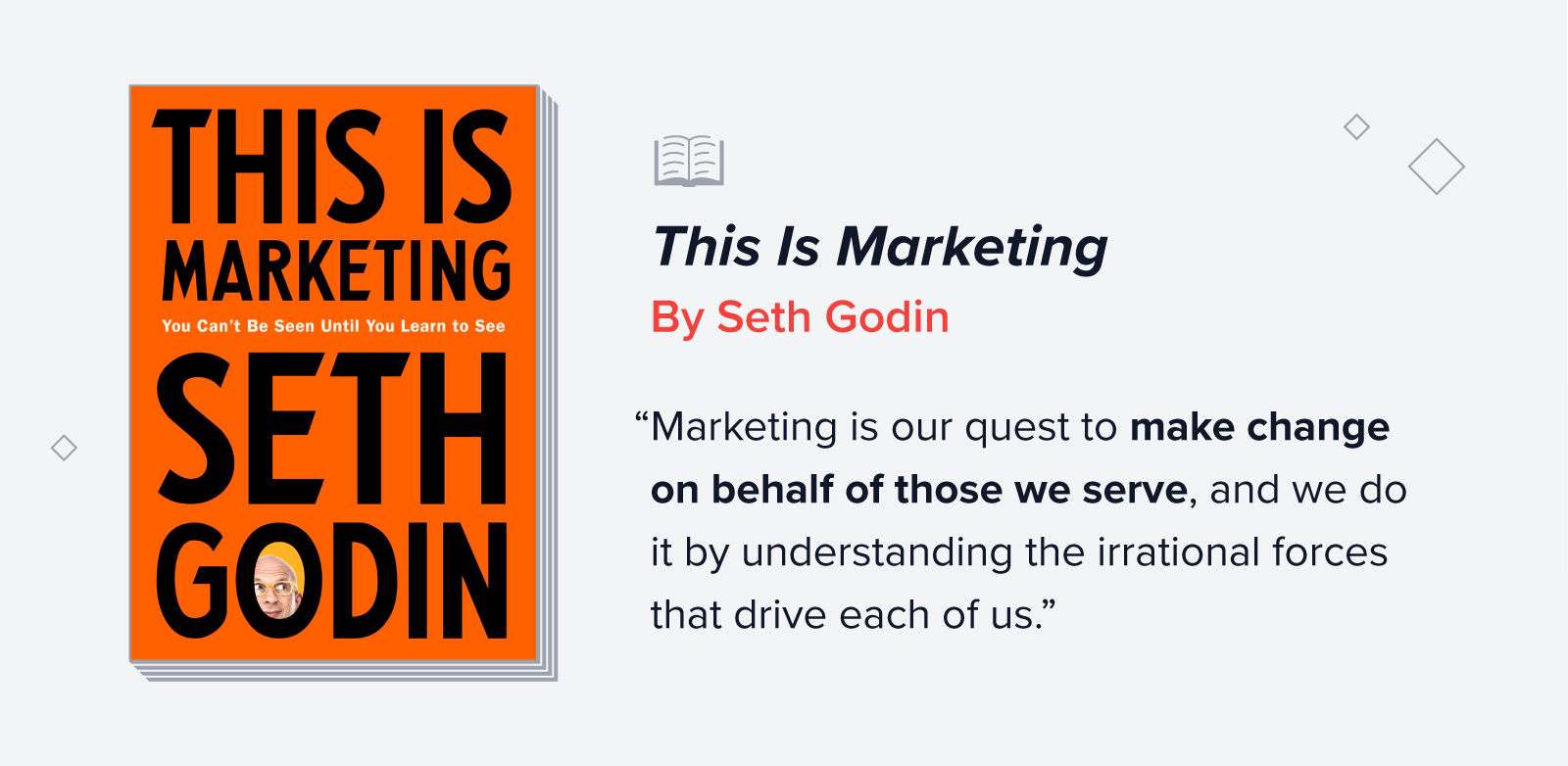 This is Marketing quote