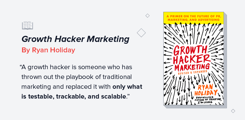 Growth Hackers quote