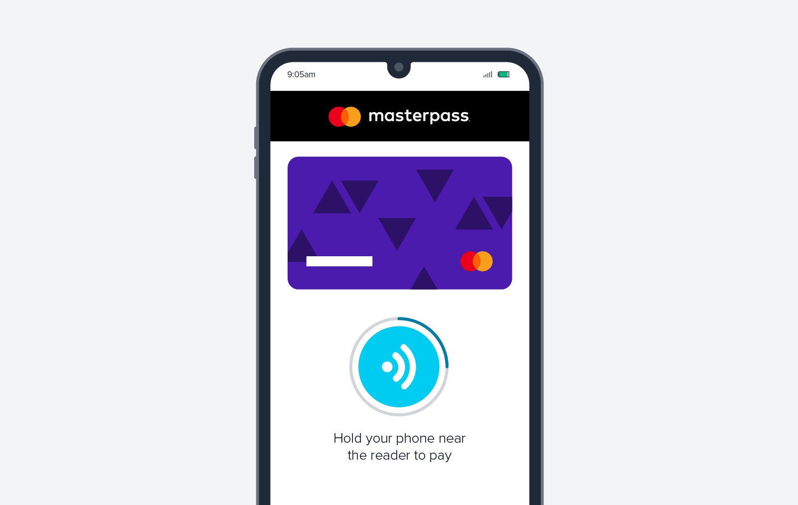 Mastercard helps with customer loyalty by having users sign up for Masterpass
