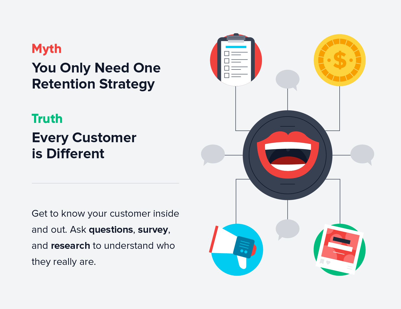 every customer is different